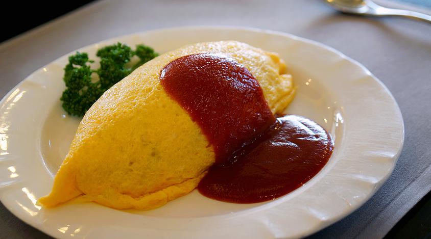 Omuraisu: aprenda a fazer o omelete japonês!
