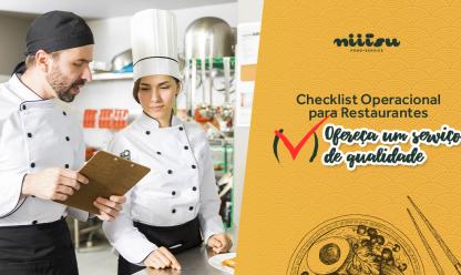 Checklist Operacional para Restaurantes